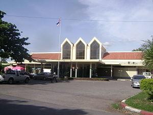 Lopburi Province - Lopburi Station