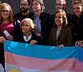 """""""Madrid no puede volver hacia atrás"""", ha dicho Carmena en la nueva Plazuela de la Memoria Trans 12.jpg"""