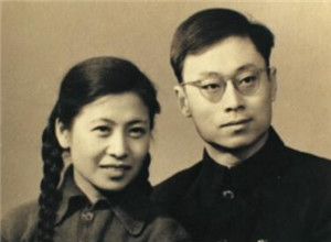 Yu Min (physicist) - Yu and his wife