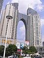 信河街的国光大厦-2007年夏 - panoramio.jpg