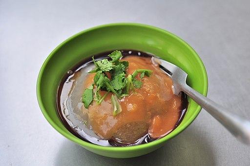 肉圓 Taiwanese meatball, 沙鹿肉圓福