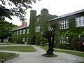 立教大学池袋キャンパス本館.JPG