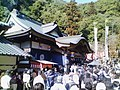 緑井 毘沙門天本堂(初寅祭) - panoramio.jpg