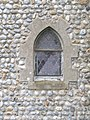 -2019-01-03 Small Window, south facing elevation, All Saints parish church, Mundesley.JPG