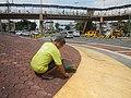 01336jfWelcome Rotonda Quezon City Avenue E. Rodriguez, Sr. España Extension Barangaysfvf 11.jpg