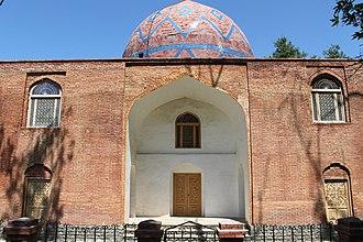 Shaykh Junayd - Mausoleum of Shaykh Junayd.