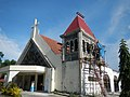 02916jfPura Tarlac Parish Church Poblacion Gerona Acacia Roadfvf 16.JPG