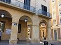 047 Ajuntament de Mollerussa, porxos.JPG