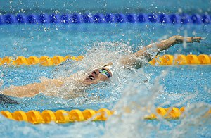 Michael Anderson (swimmer) - Image: 050912 Michael Anderson 3b 2012 Summer Paralympics (02)
