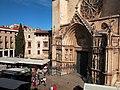 074 Pl. Santa Maria des del Palau Reial (Vilafranca del Penedès).JPG