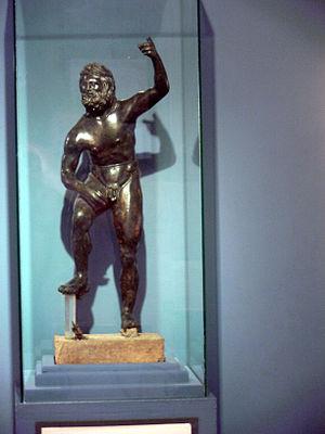 Poseidon - Poseidon, Paella Museum