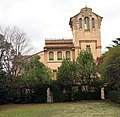 085 Casa Barbey, façana del Passeig 5 (la Garriga).JPG