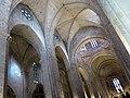 085 Monestir de Sant Cugat del Vallès, nau central de l'església.JPG