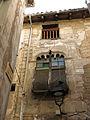 090 Can Cavaller (Monistrol de Montserrat), detall de la façana est, c. Sant Joan.JPG