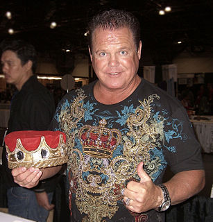 Jerry Lawler American professional wrestler and color commentator