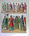 1100, French. - 031 - Costumes of All Nations (1882).jpg