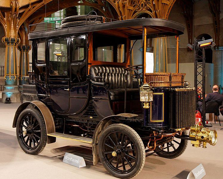 File:110 ans de l'automobile au Grand Palais - Gardner-Serpollet Coupé-Limousine par Kellner - 1905 - 004.jpg