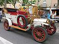 111 Fira Modernista de Terrassa, mostra de cotxes d'època a la Rambla.JPG