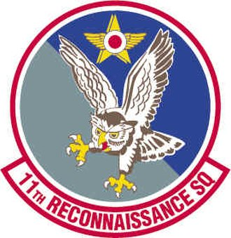 11th Attack Squadron - Image: 11th Reconnaissance Squadron