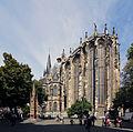 1414 - 2014. 600 Jahre Chorhalle des Aachener Doms, Südostseite.jpg