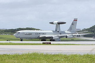 Kadena Air Base U.S. Air Force base in Japan