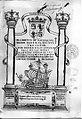 1606 Regimiento de navegacion Andres Garcia de Cespedes - Frontispicio.jpg