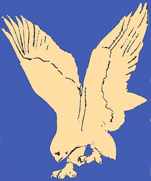 4th Pursuit Group - Image: 17th Aero Squadron World War I Emblem