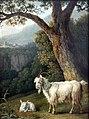 1806 Hackert Ziege und Lamm anagoria.JPG