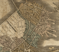 1814 NorthEnd Boston map Hales.png