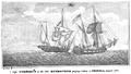 1816 Enterprise and Tripoli NavalTemple BostonMA.png
