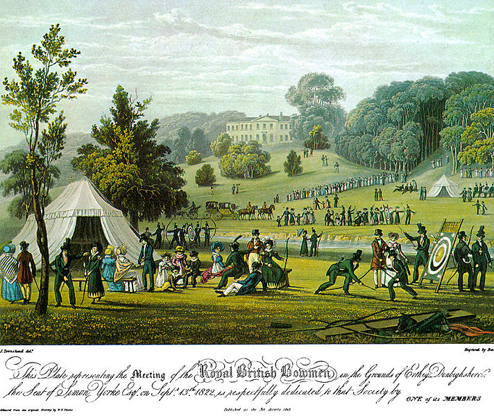 File:1823 Royal British Bowmen archery club.jpg