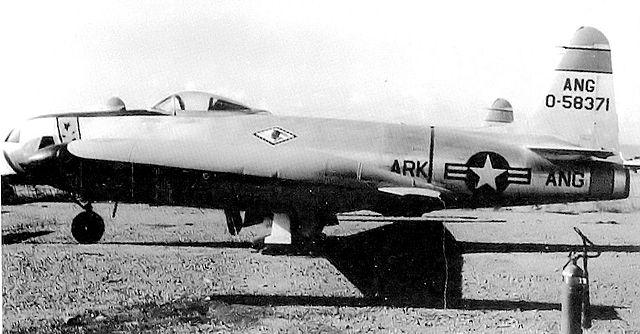 File:184th Tactical Reconnaissance Squadron Lockheed RF-80A-5-LO ...