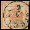 1859 LV ZST 2kr Vicenza Mi2.jpg