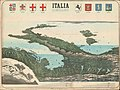 1865 Vallardi bird's eye view of Italy.jpg