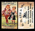 1881 - H M Leh & Company - Trade Card 2 - Allentown PA.jpg