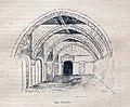 1883, El Real monasterio de Sijena, su historia y descripción, Sala capitular, Joaquín Carpi y Ruata.jpg