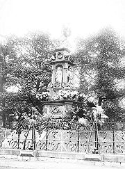 1890 - Fenian Monument - Queen's Park Toronto Canada