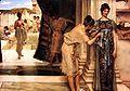 1890 Lawrence Alma-Tadema - Frigidarium.jpg