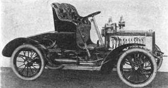 Eisenhuth Horseless Vehicle Company - 1905 Compound Model 4