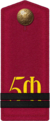 1914 Private of Russian Finland 5th infantry regiment p01 (transfer to the reserve).png