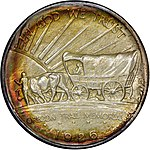 1926 Oregon Trail Memorial half dollar reverse.jpg