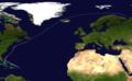 1932 Bahamas hurricane track.png