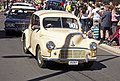 1952-1956 Morris Minor Series II in the SunRice Festival parade in Pine Ave.jpg