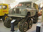 1958 Land Rover Series II Cuthbertson Heritage Motor Centre, Gaydon