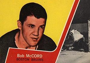 Bob McCord - Image: 1963 Topps Bob Mc Cord