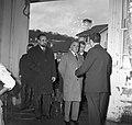 1963 Visite de Mrs Georges Pompidou et Edgard Pisani au CNRZ-7-cliche Jean Joseph Weber.jpg