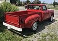 1964 Studebaker Champ truck, rear right (red).jpg