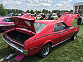1970 AMC Javelin SST with 390 Ram Air V8 red black C-stripe AMO 2015 meet 2of4.jpg