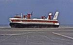 1979 04 07 GB1979 17 Calais Hoverport GH2008 Sir Christopher dept.jpg