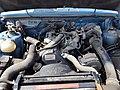 1985 Volvo 740 Turbo - engine - Flickr - dave 7.jpg